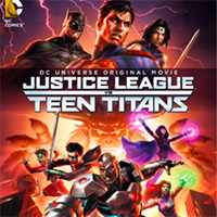 Justice League vs Teen Titans (2016)