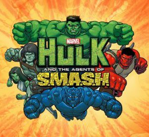 Hulk and the Agents of S.M.A.S.H. STAGIONE 1 COMPLETA