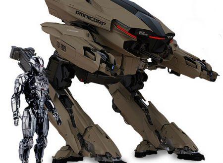 Comic-Con 2013: Robocop, il reboot